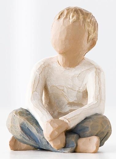 Willow Tree Imaginative Child (Hayal Gücü Kuvvetli Çocuk) Renksiz
